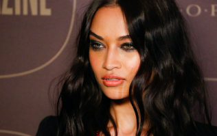VS model Shanina Shaik got married and would you just look at her dress