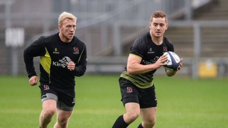 English rugby club release statement on Jackson and Olding signing rumours