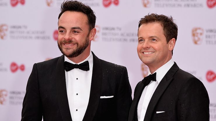 Ant and Dec just discovered that they're actually related, and we're not remotely surprised