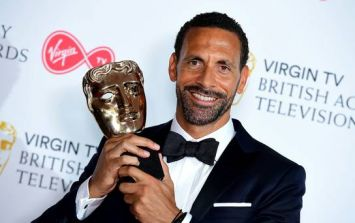 Rio Ferdinand's moving speech after winning BAFTA for Best Documentary