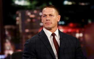John Cena's got a beard now and everyone's fairly shook about it