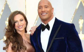 The Rock wrote the sweetest thing about his 'main squeeze' on Instagram