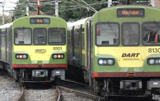 Two major DART stations in Dublin are closed today for renovations