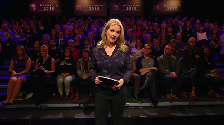 People were furious after the referendum debate on Claire Byrne Live last night