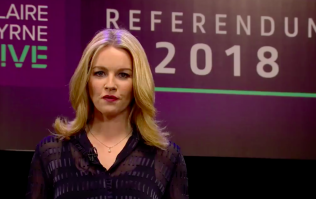 RTE release statement on last night's Claire Byrne Live referendum special