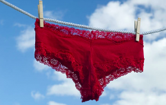 Knickers that don't need to be washed actually exist and it's just too much