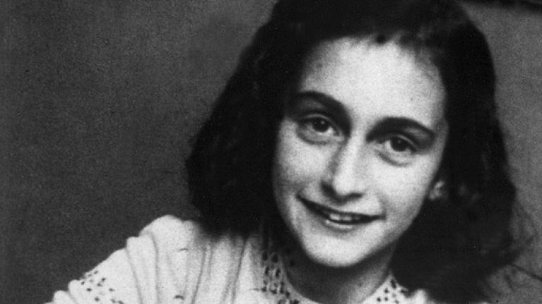 Secret pages found in Anne Frank's diary were hiding 'dirty' jokes