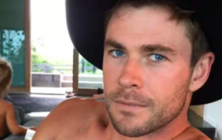 Turns out Chris Hemsworth's dad is ripped to shreds and the internet cannot deal