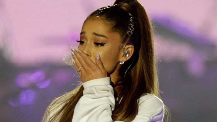 Ariana Grande speaks about the Manchester attack in detail for the first time