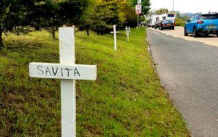 'Savita, Alisha, Michelle... Ann Lovett - I wrote their names on the white crosses in Donegal'