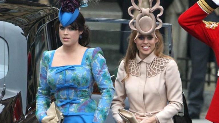 The BIZARRE reason why we never see Eugenie and Beatrice wearing tiaras