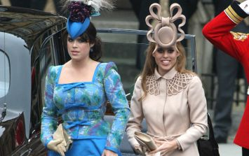 This is what princesses Eugenie and Beatrice are wearing (and they've toned it down)