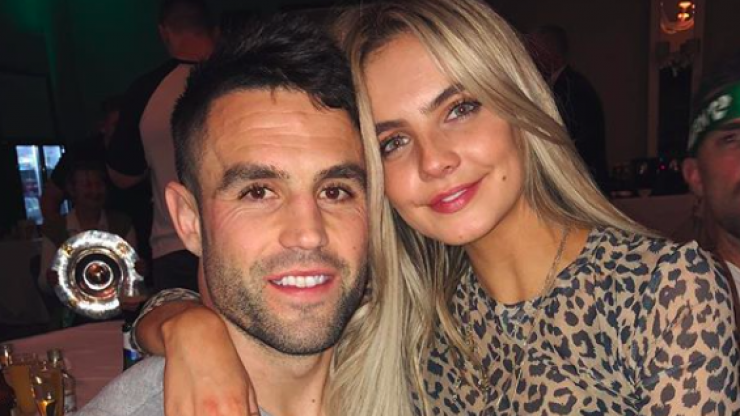 Joanna Cooper reveals how she is making long-distance work with Conor Murray