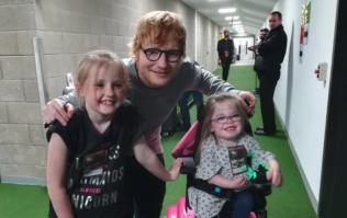 Young Ed Sheeran fans dies days after meeting him at Cork gig