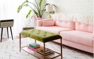 This IKEA sofa was turned into *the* couch of dreams - and all it cost was €250
