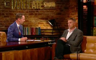 Ryan Tubridy on the Late Late asked Jamie Heaslip about the Belfast rape trial