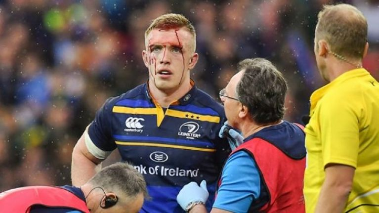 It was bloody, it was brutal... but Leinster are European champions again