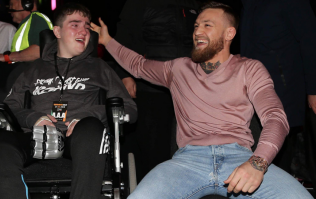 Conor McGregor pays incredibly moving tribute to the inspirational Ian O'Connell