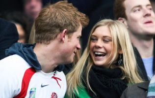 Prince Harry rang ex Chelsy Davy before his wedding for an 'emotional' parting call