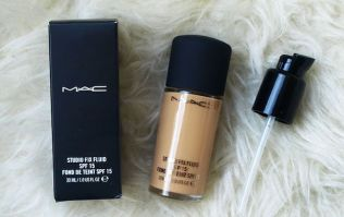MAC's famous Studio Fix Fluid foundation is getting a massive makeover