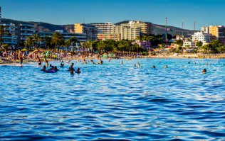 Get ready because tomorrow it's going to be hotter than Magaluf