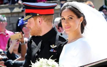 The baker of the royal wedding cake has revealed just how stressful it really was