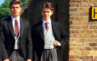 Everyone's talking about Prince Harry's other royal cousins, Sam and Arthur
