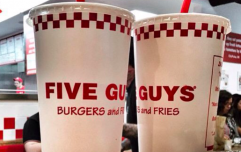 Five Guys is about to open its doors in Dublin City Centre and here's when