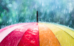 Met Éireann issue a rainfall warning for three counties