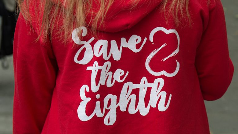 Save the 8th release statement following expected landslide 'Yes' to repeal