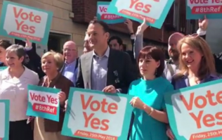 Taoiseach Leo Varadkar says yesterday was 'Ireland's second chance'