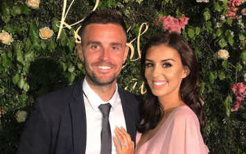 Terrie McEvoy just finished designing her engagement ring and it's HUGE