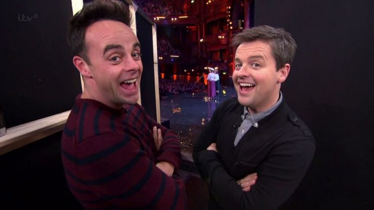 Ant McPartlin's last appearance on Britain's Got Talent left viewers emotional
