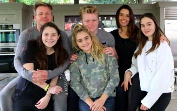 Gordon Ramsay talks all the family sacrifices he's made for his career