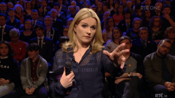 RTE received almost 1,300 complaints about the Claire Byrne Live referendum special