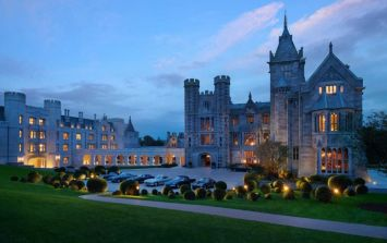 This Irish hotel has just been ranked one of the top five in the world