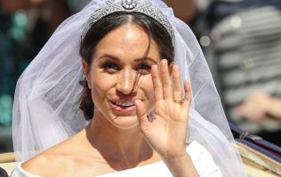 Meghan wore a €10 beauty product on her wedding day
