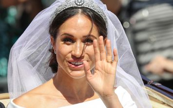 Katy Perry has shared her criticism of Meghan Markle's wedding dress