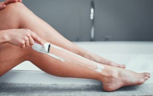 This is why you should never use shower gel or conditioner to shave your legs