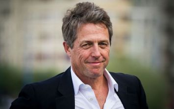 Sorry gals, Hugh Grant is now officially a married man