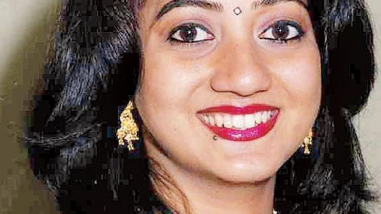 Savita Halappanavar's father reacts to news of Ireland's expected 'Yes' vote