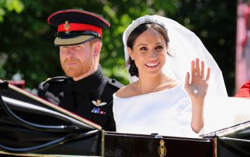 People spot 'irritating' apparent mistake in Harry and Meghan's official wedding photos