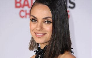 Mila Kunis has changed her hair and we're ALL for her new blunt-cut bangs