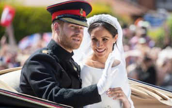 We ADORE the song Harry and Meghan decided on for their first dance