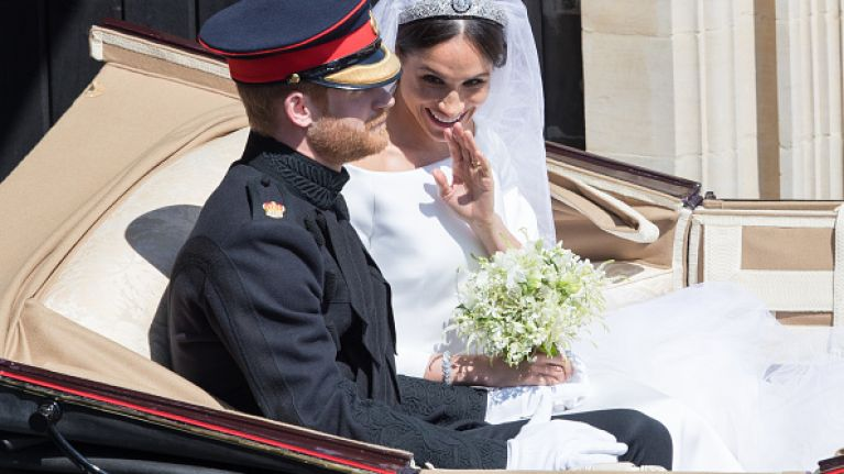 Official Royal Wedding Pictures.Wow Harry And Meghan Release Three Official Royal Wedding Photos