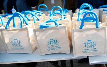 AH here... people are already reselling their royal wedding goodie bags for over €330!