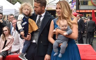 Ryan Reynolds has shared the inspiration behind his daughter James' name