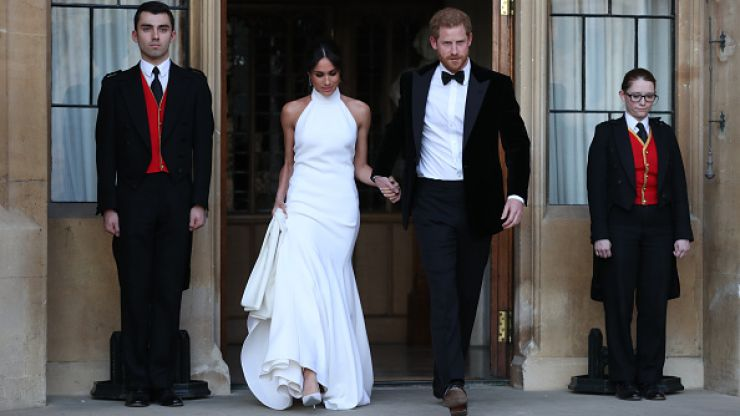 Meghan left guests 'in tears' at wedding reception with a lovely gesture