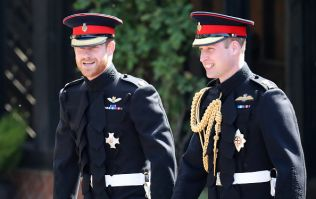 Prince William played a gas prank on Harry right after the royal wedding