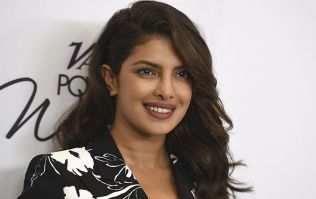We have photos of Priyanka Chopra's wedding gown and WOW